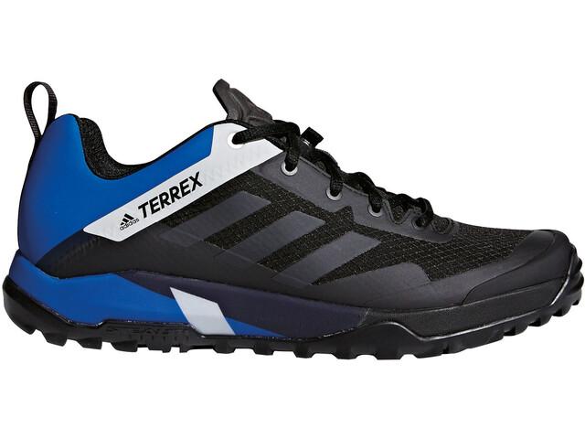 bbfb0506979 adidas TERREX Trail Cross Sl Shoes Men blue black at Bikester.co.uk